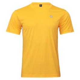50D輕柔布-排汗T恤-A03金黃