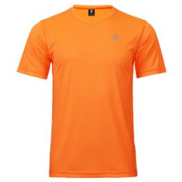 50D輕柔布-排汗T恤-A06螢光橘