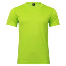 50D輕柔布-排汗T恤-A09果綠
