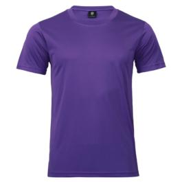 50D輕柔布-排汗T恤-A15深紫