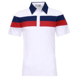 輕柔布排汗POLO衫-男 (3色可選/VN02)